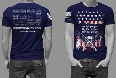 GD-T-shirt